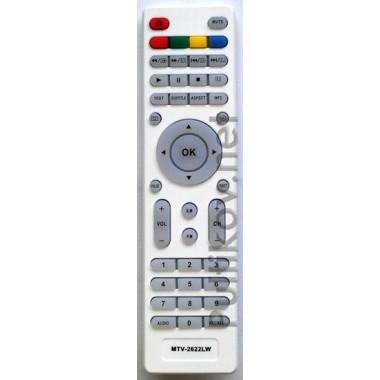 MYSTERY MTV-2622LW white LCD оптом