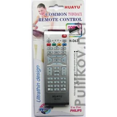 PHILIPS universal RM-D631(корп.типа RC-1683706/01) LCD  оптом