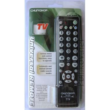 CHUNGHOP RM-889 TV universal black оптом