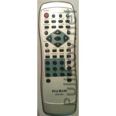 RUBIN DVR-200 DVD original оптом