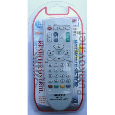 SHARP universal RM-717G(корпус типа GA339WJSA) LCD на блистере(IC) оптом