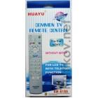 SONY universal RM-618A(корп.типа RM-ED005) LCD