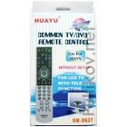 SONY universal RM-D637(корпус типа RM-W105) LCD