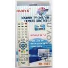 TOSHIBA universal RM-D602 LCD