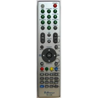 RC-U26 более 700 кодов(в том числе LCD),инстр.на русском языке оптом