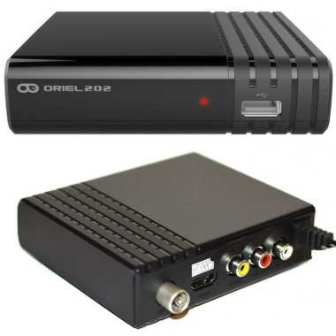 ORIEL 202 DVB-T/DVB-T2(HDMI,RCA,пластик) оптом