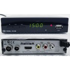 ORIEL 314 DVB-T/DVB-T2(HDMI,RCA,дисплей,металл)