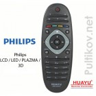 PHILIPS universal RM-D1070(корп.типа 2422 549 90301)  LCD
