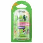Наушники Ritmix RH-012,зеленые