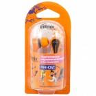 Наушники Ritmix RH-012,оранжевые