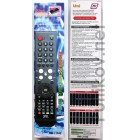 SUPRA universal RM-L1042(корпус типа RCF1B) LCD на блистере (IC)