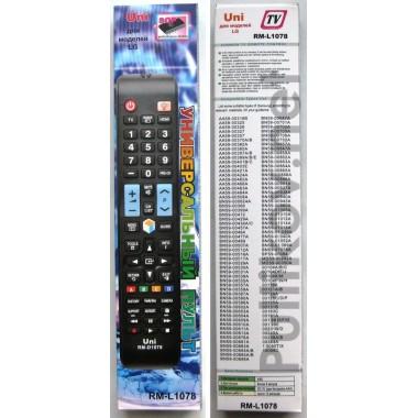 SAMSUNG universal RM-L1078(корп.типа AA59-00581A) LCD 3D  оптом