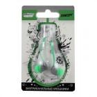 Наушники Smart Buy CONCEPT SBE-310, серые/зеленые