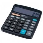 Калькулятор Perfeo SDC-837B, 12-разр., черный