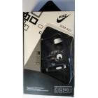 Наушники NIKE SPORT SDM-S23  в упаковке  (с кнопкой ответа) Черные