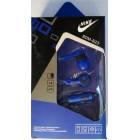 Наушники NIKE SPORT SDM-S23  в упаковке  (с кнопкой ответа) Синие