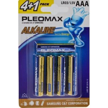 Samsung Pleomax LR03 BL-4+1 оптом