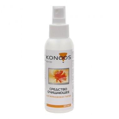 Средство очищающее для экранов Konoos, 100 мл оптом