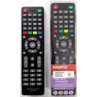 Универсал для всех цифровых приставок DVB-T/DVB-T2+TV(корпкс LUMAX B0302)с фукцией обучения кнопок для TV