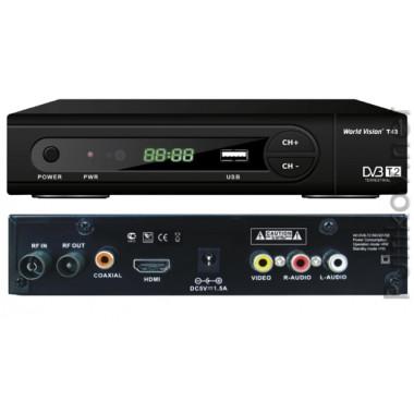 WORLD VISION T43 DVB-T2 оптом