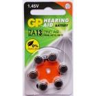 GP ZA13F-D6 (для слуховых аппаратов)
